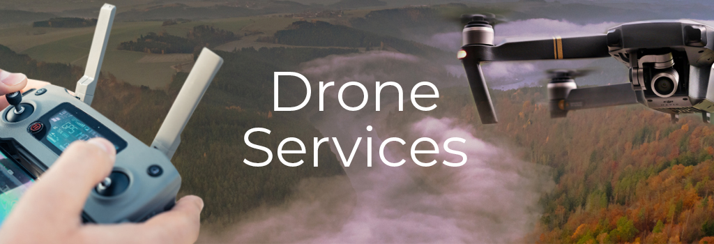 drone banner tablet